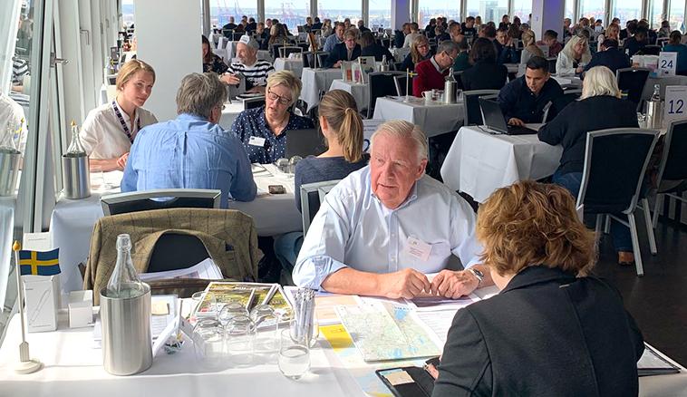Småland presenteras på Swedish Workshop 2019