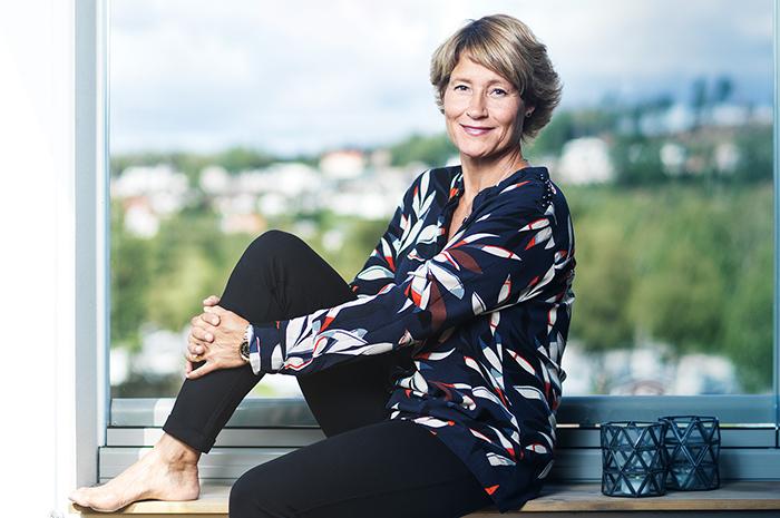 Mental coach Susanne Pettersson