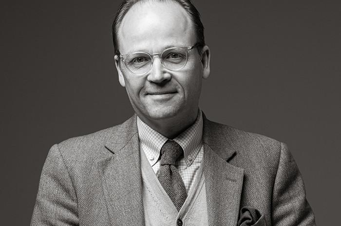 Magnus Nyman, ägare av Wallby säteri.